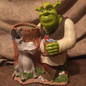 Shrek Dixie Cup Holder